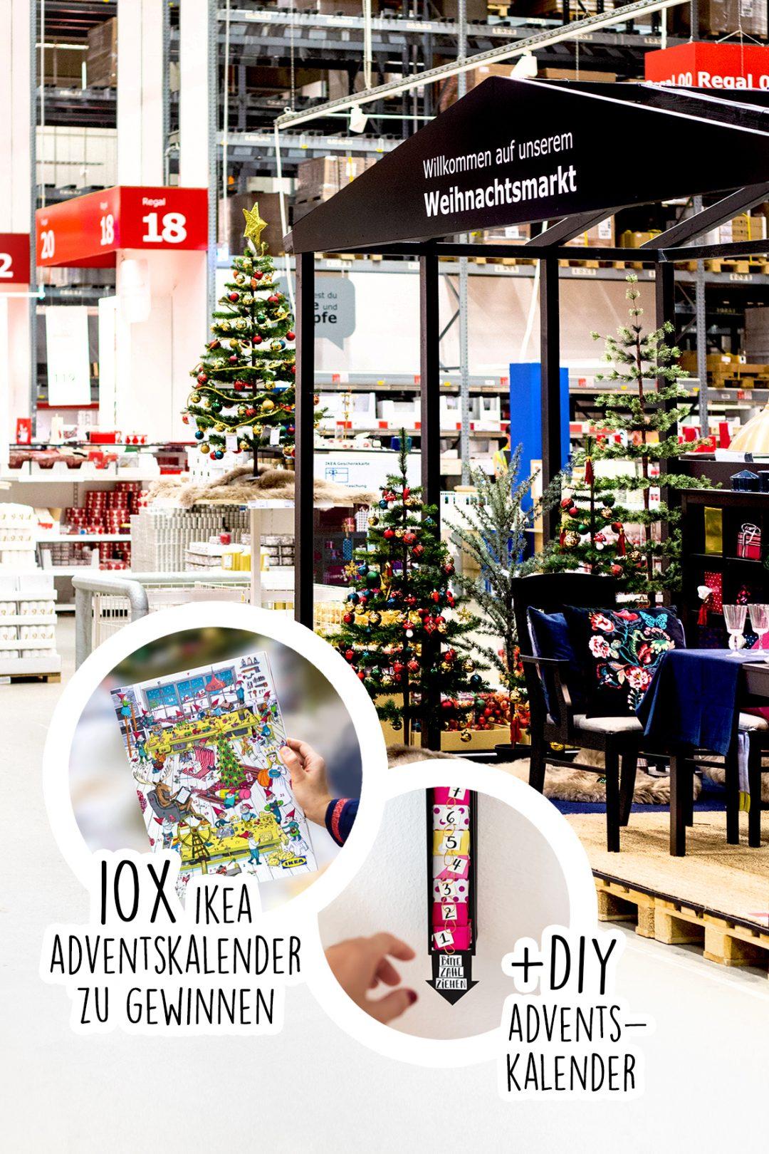 weihnachtswunderland bei ikea sindelfingen und diy adventskalender. Black Bedroom Furniture Sets. Home Design Ideas