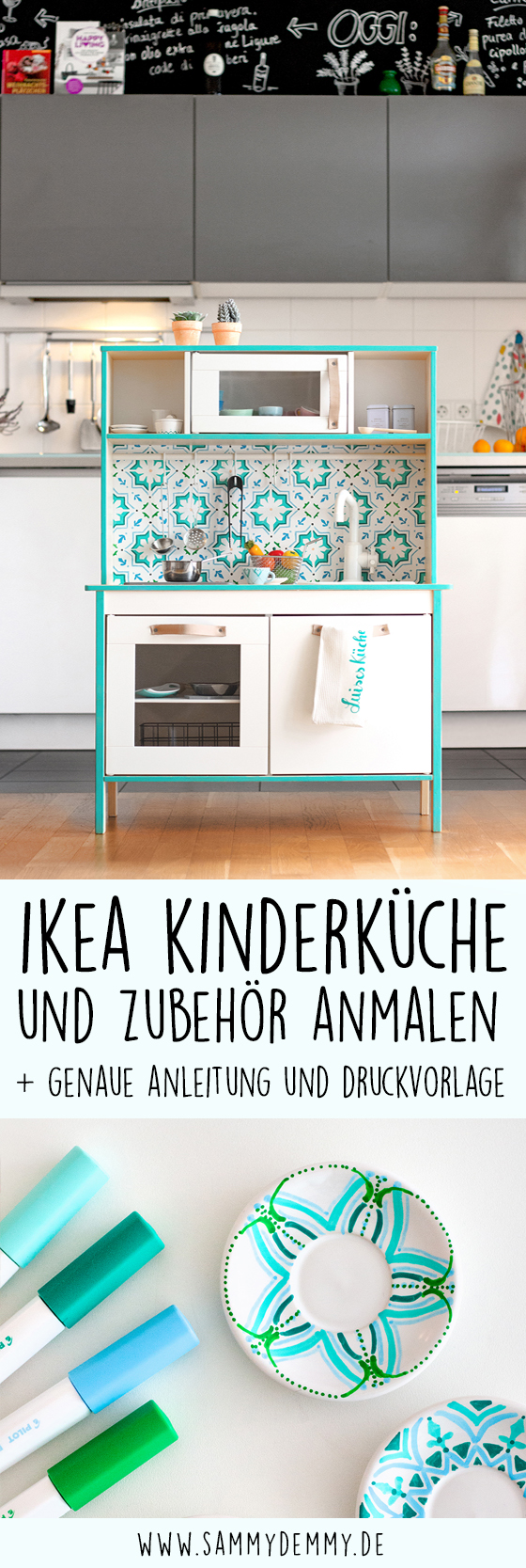 Kinderküche Anleitung
