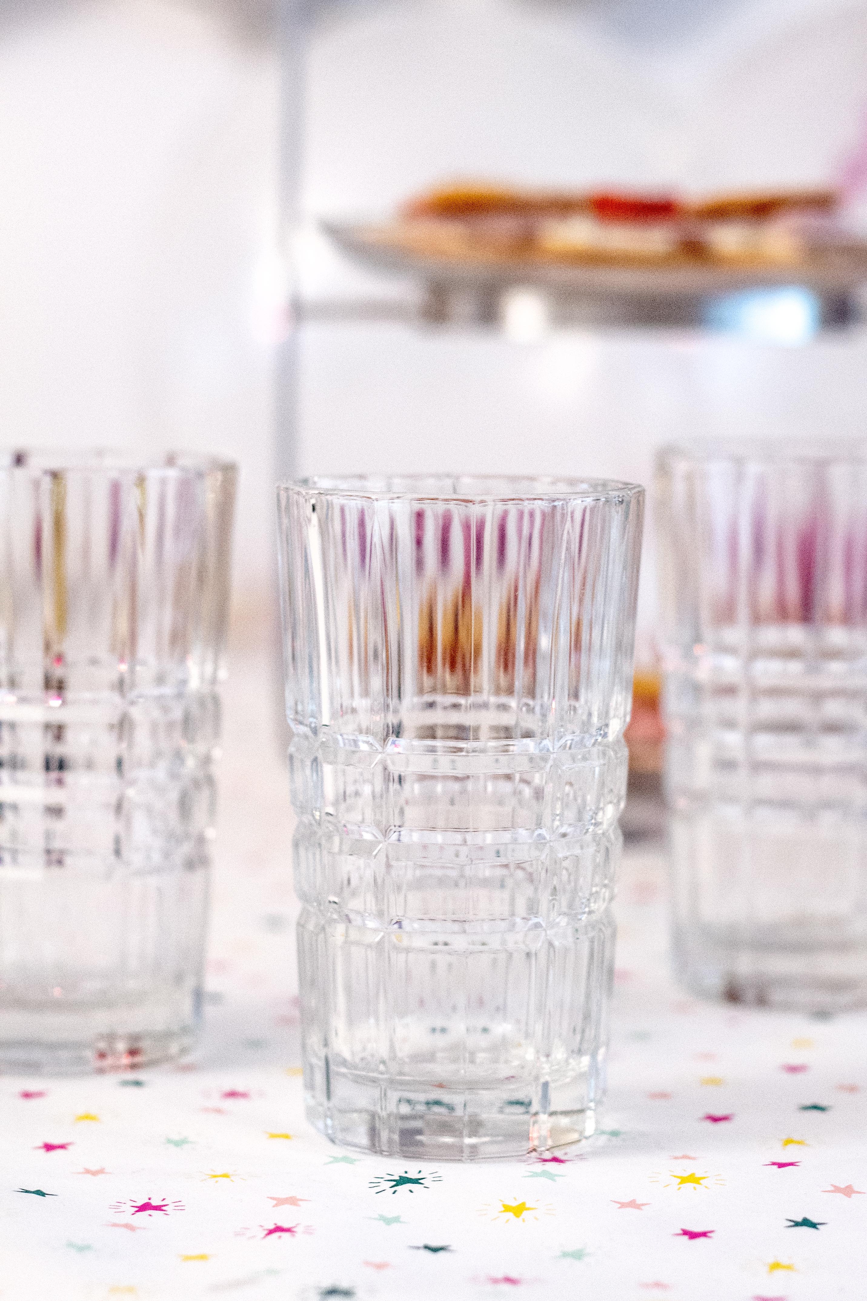 Gläser Longdrinks