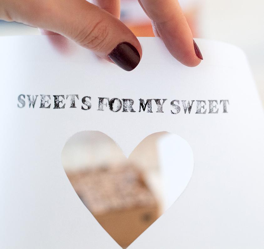 Geschenk Valentinstag