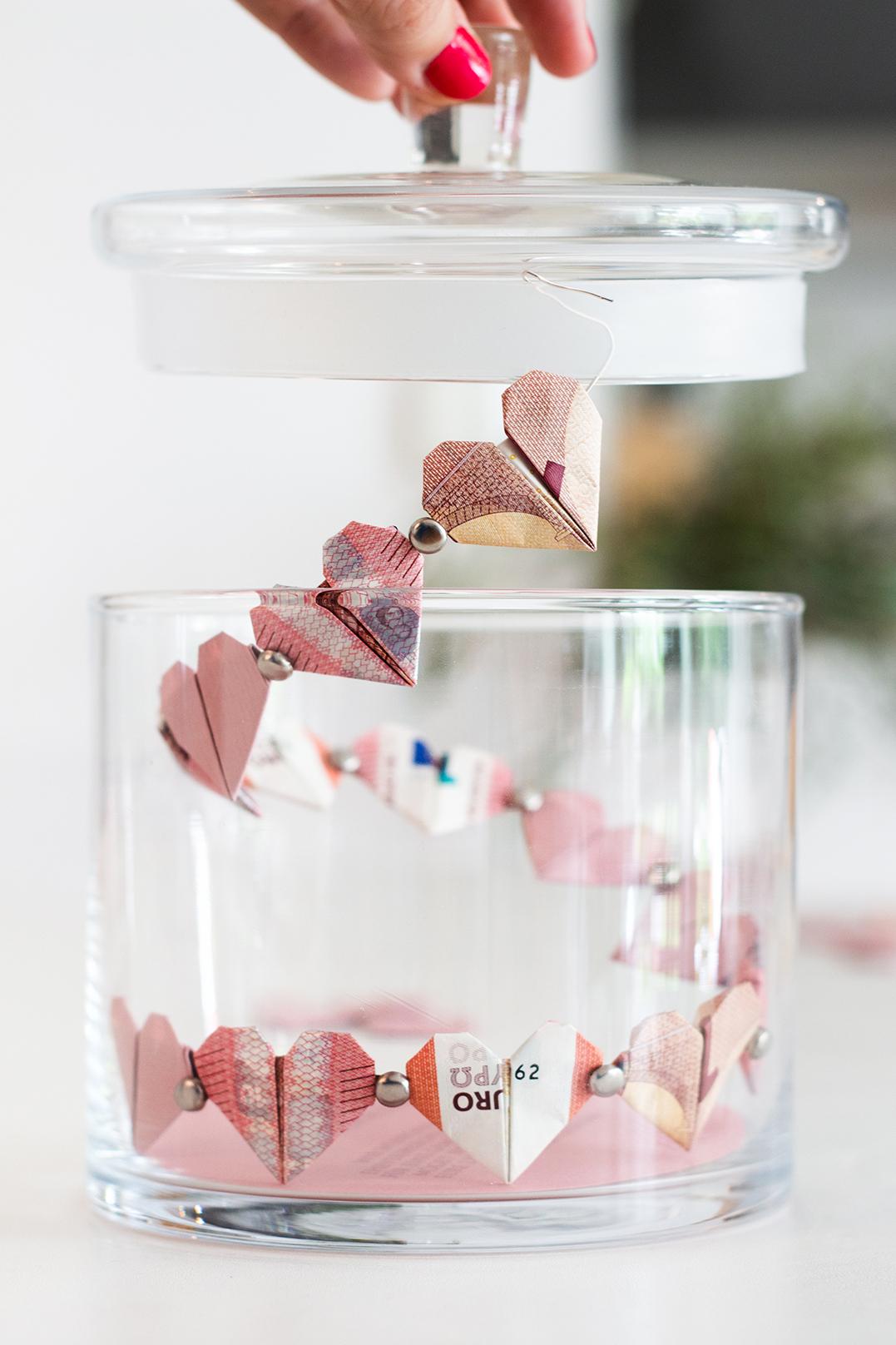 Kreative Verpackungsideen Für Ein Geldgeschenk Und Schmuck