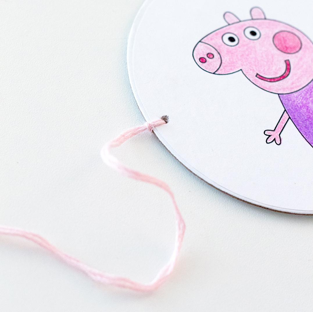 DIY Peppa Wutz