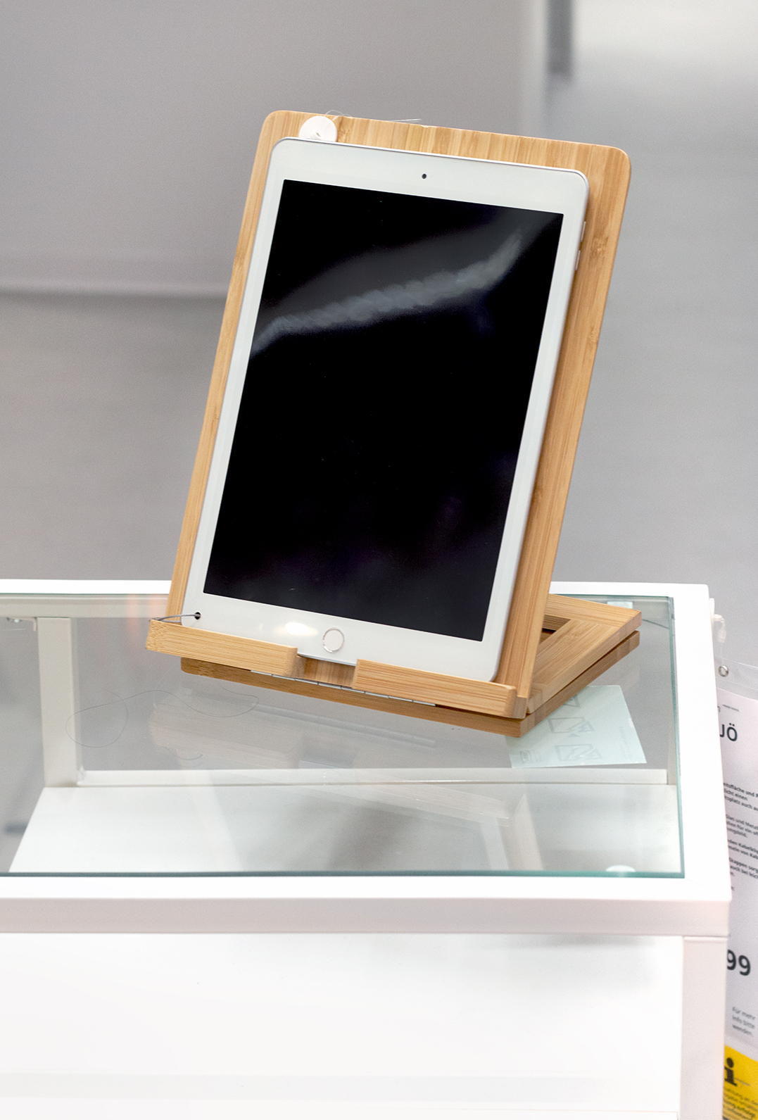 ikea iPad halter