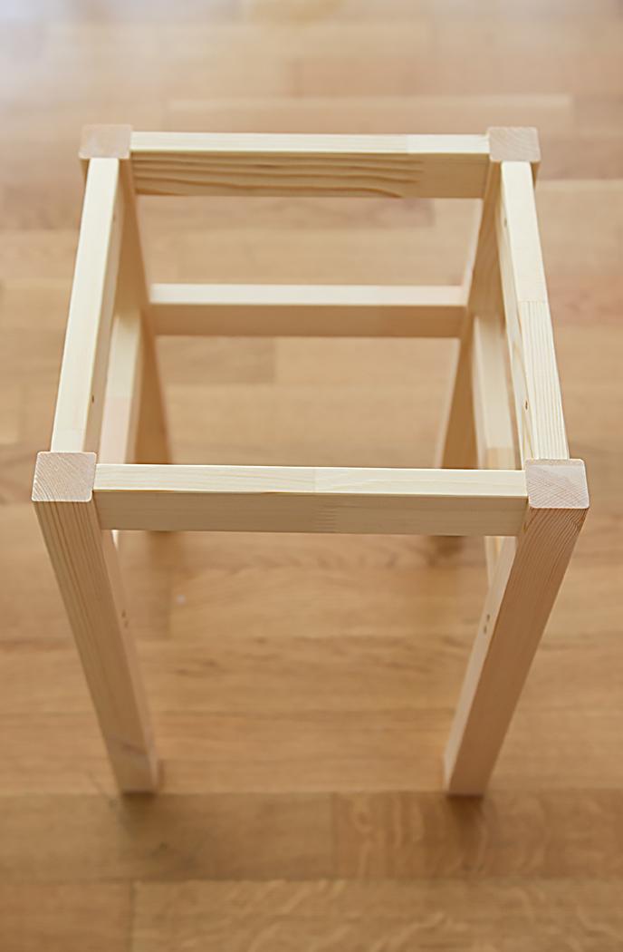 Lernturm selber bauen: Ikea Hack aus zwei Hockern mit ...