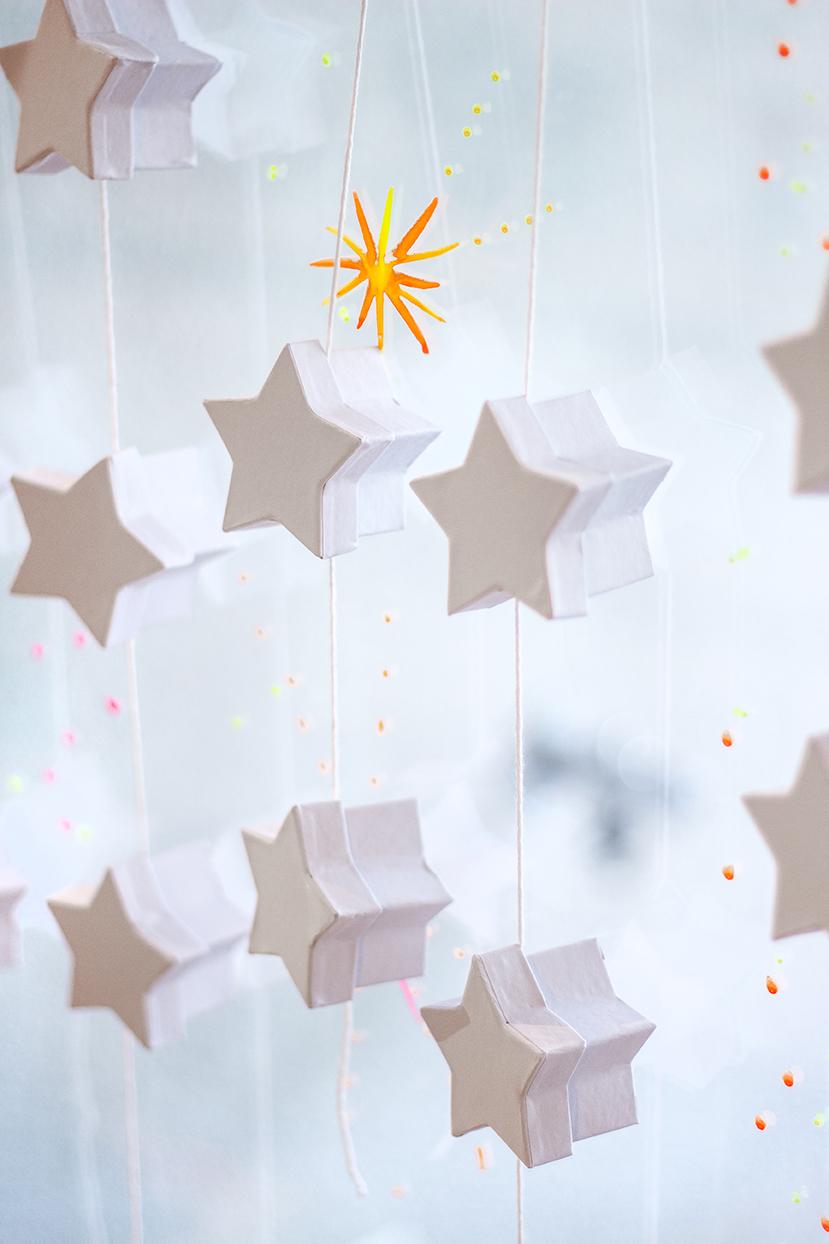 Adventskalender Sterne