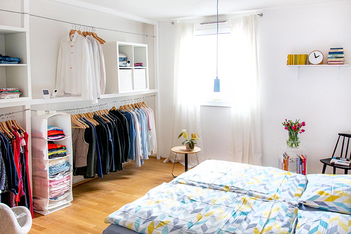 Schlafzimmer Schrank DIY