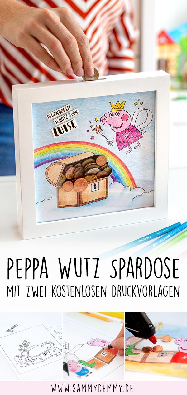 Peppa Wutz Sparschwein