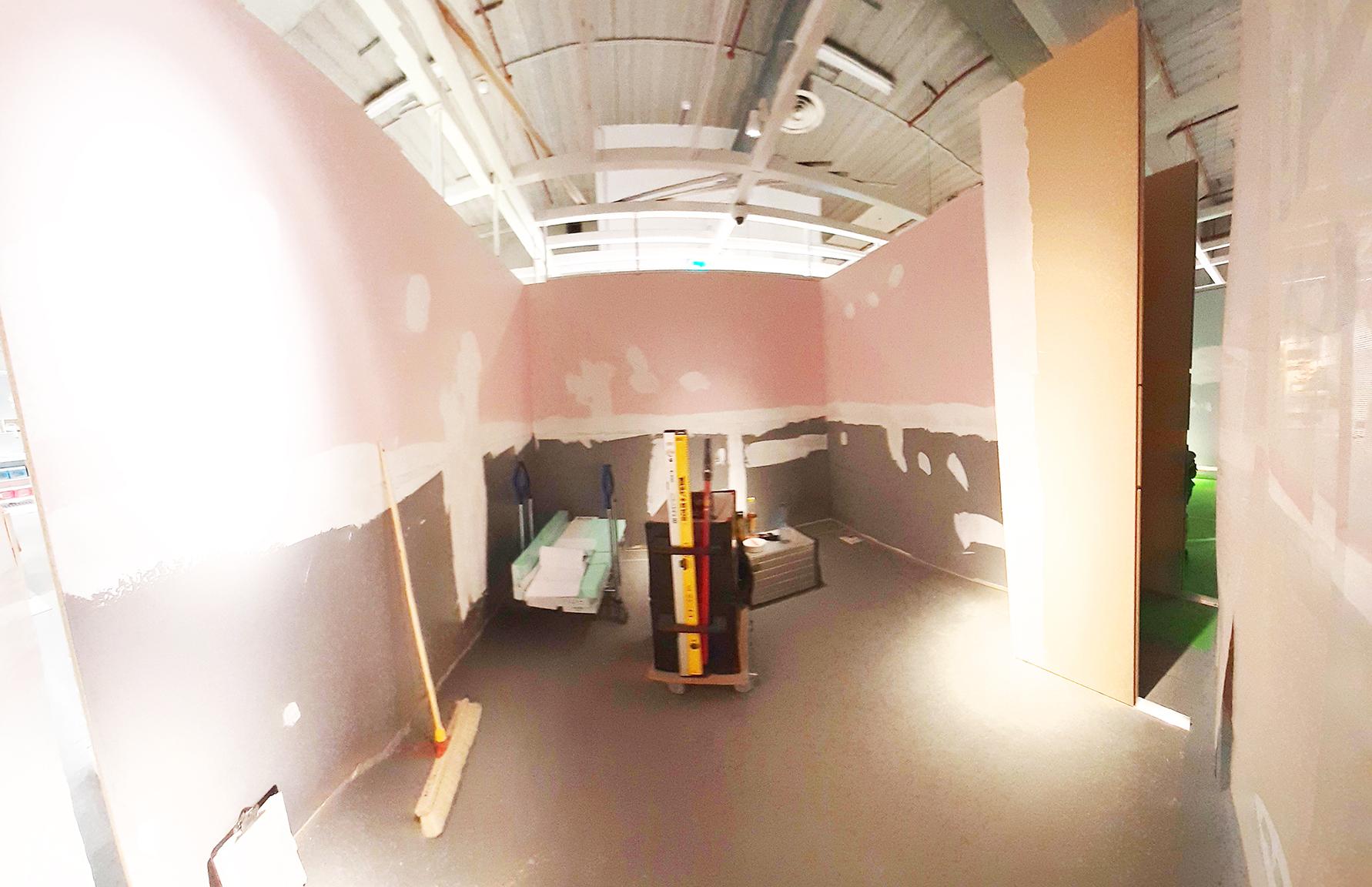 Umbau Babyzimmer