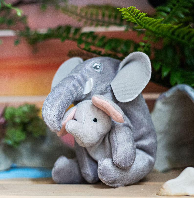 Elefant Ikea