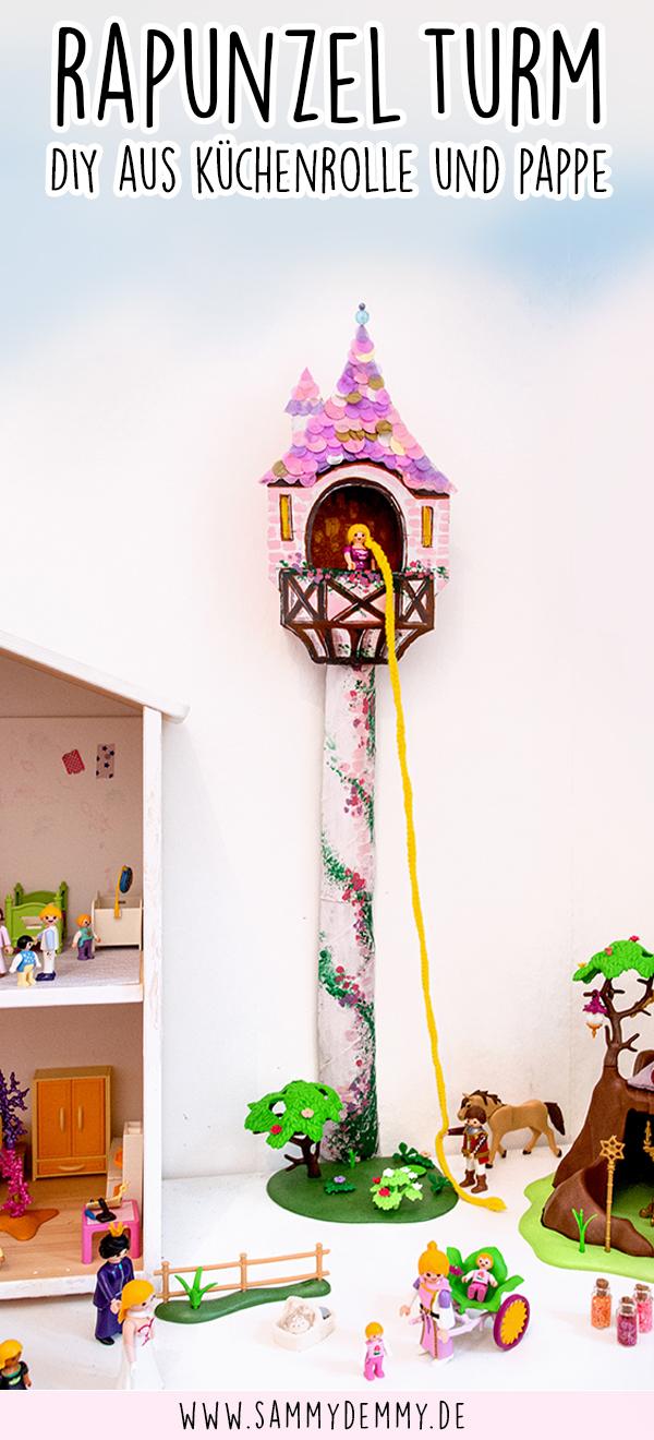 Rapunzel DIY