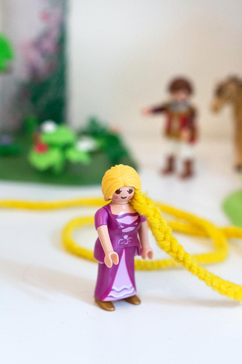 Rapunzel Playmobil Zopf