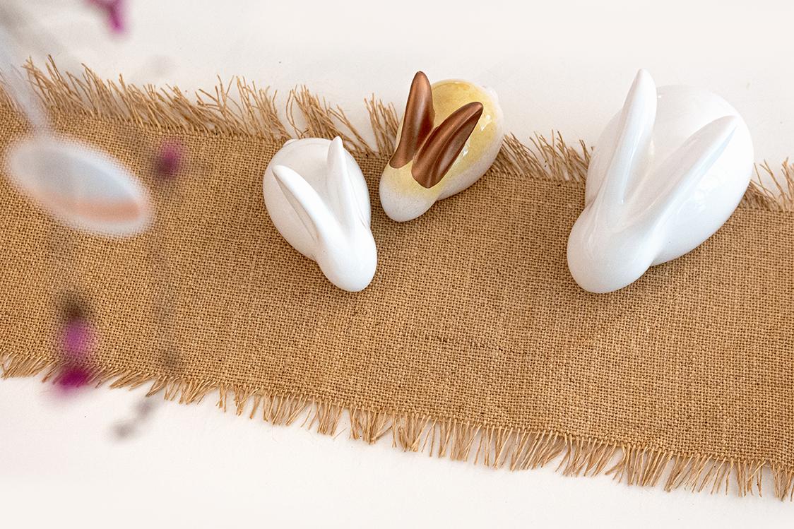 Osterhasen Keramik