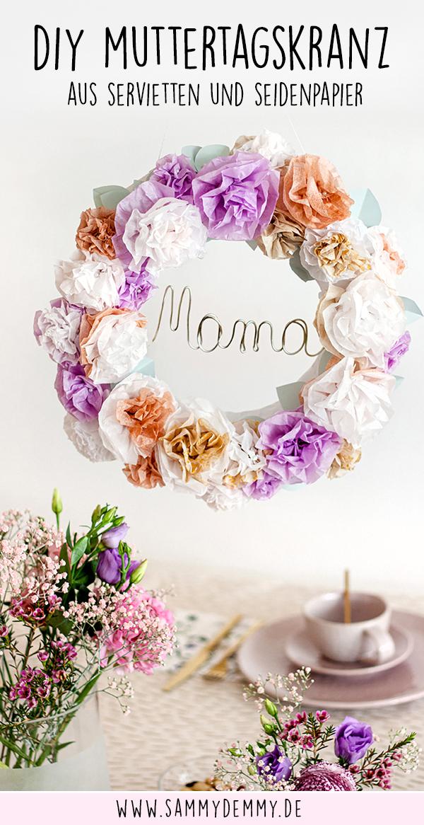 Muttertagskranz