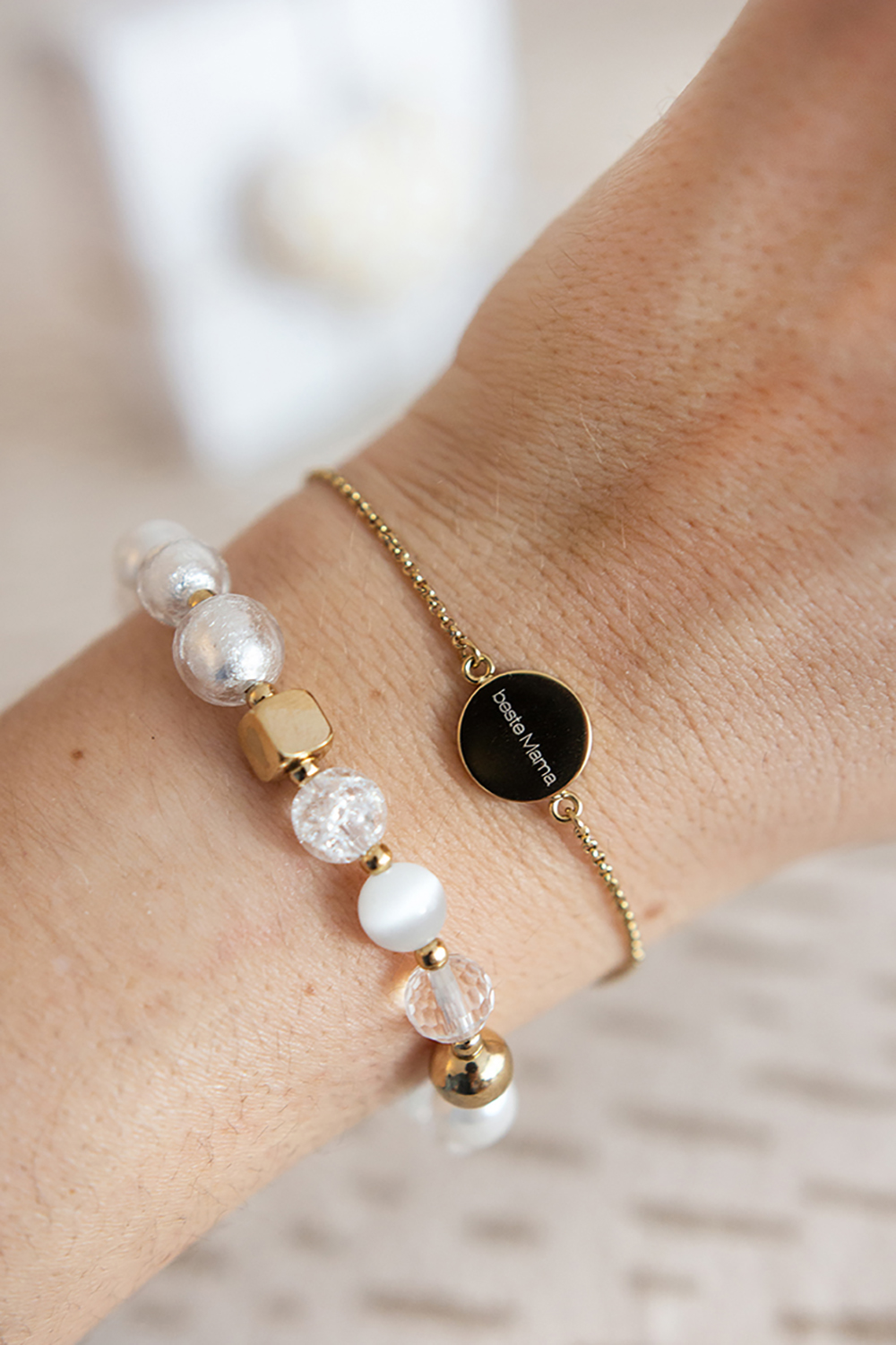 Mutter Tochter Armband