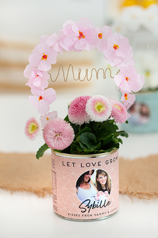 Muttertag Fotogeschenk