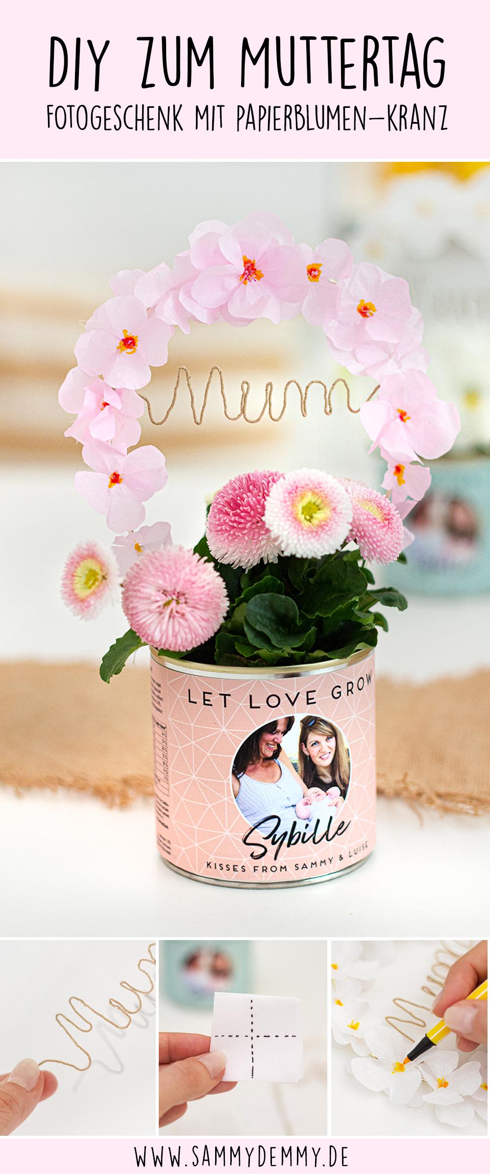Muttertagsgeschenk Blumen