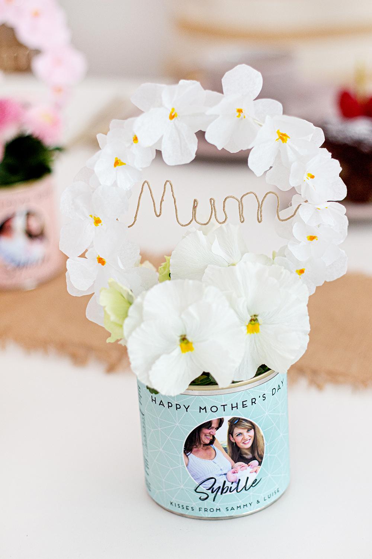Muttertagsgeschenk Fotogeschenk