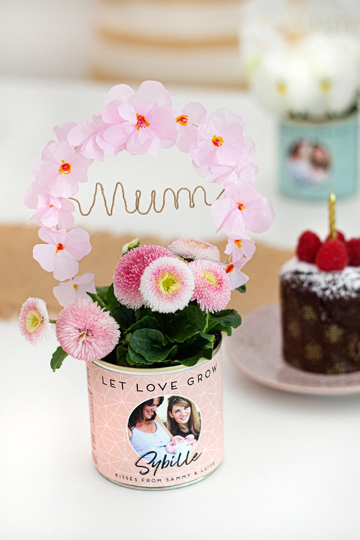 Muttertagsgeschenk DIY