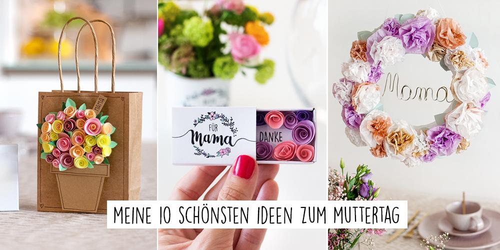 Geschenkidee Muttertag