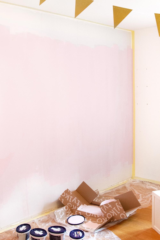 Wand Gestaltung