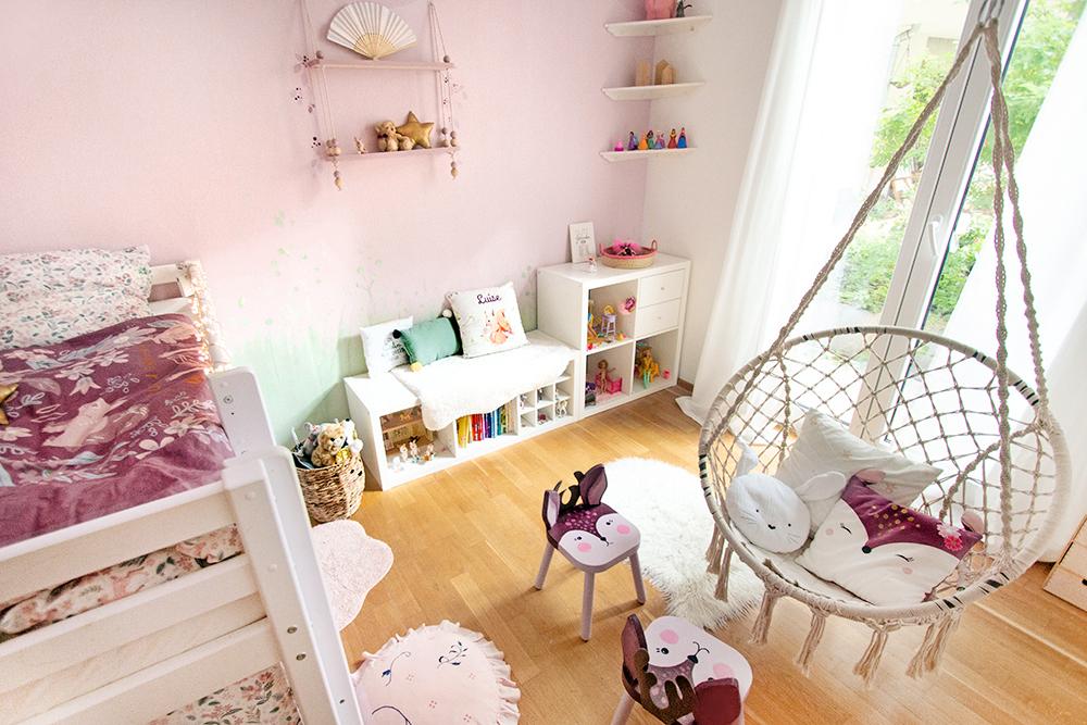 Mädchenzimmer Gestaltung
