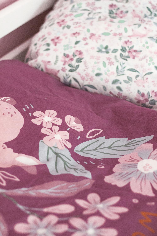 Mädchenzimmer rosa